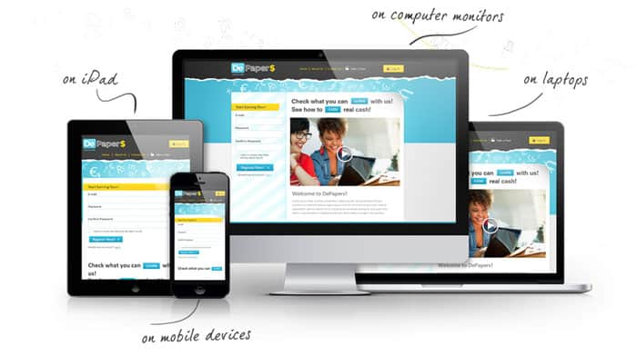 Acquire Success and Profits with a Responsive Web Design